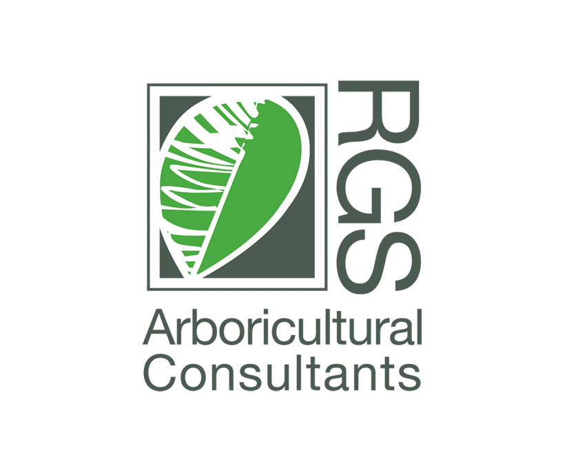 logo example-designed for Northamptonshire arboricultural consultant